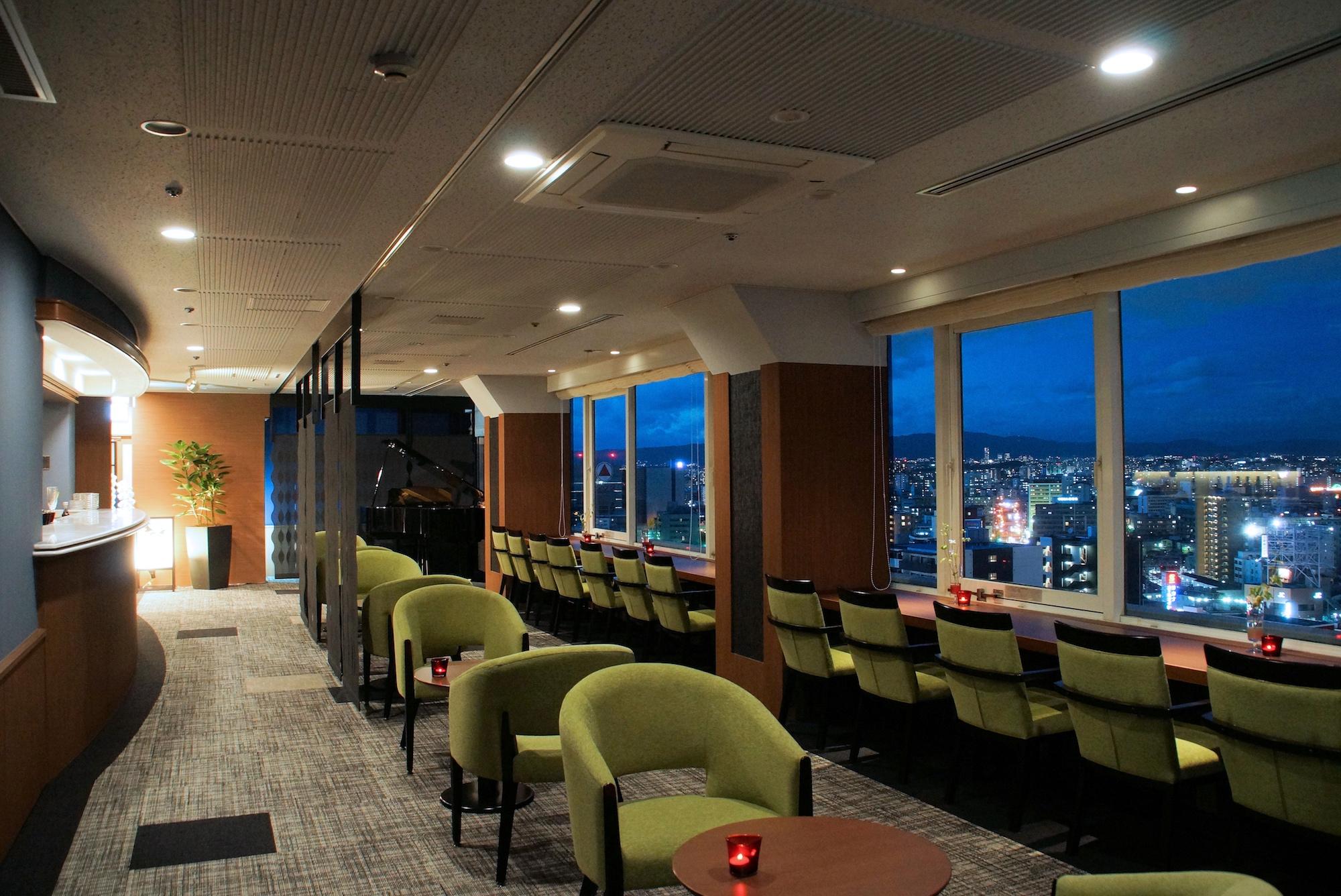 ホテルプラザオーサカ・19階